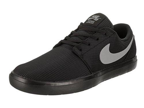 Nike Sb Portmore Ii Ultralight Herren Skate Schuhe Schwarz / Cool / Grau