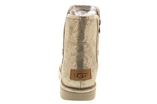 Argento Neve Da Ugg Australia Stardust Mini Donne Oro Metallizzato Abree Stivali Delle SqA66Y