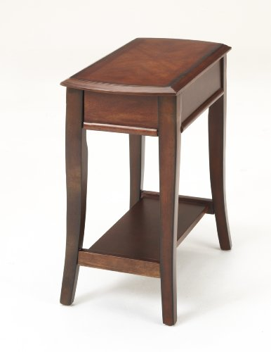 Bernards Broadway Side Table, Cherry