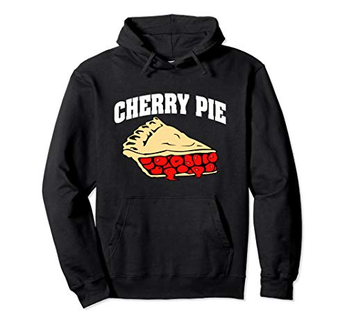 Cherry Pie Group Halloween Costume Hoodie ()