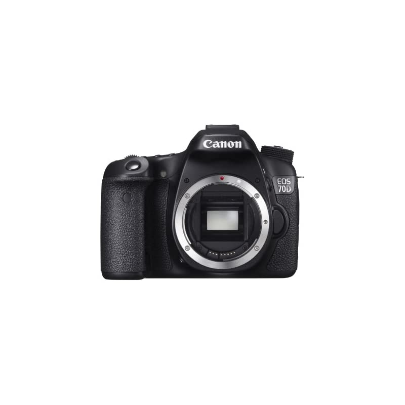 Canon EOS 70D (8469B002) Digital SLR Cam