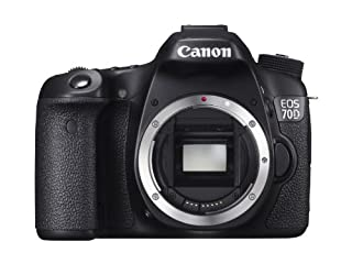 Canon EOS 70D Digital SLR Camera (Body Only) (B00DMS0GTC) | Amazon price tracker / tracking, Amazon price history charts, Amazon price watches, Amazon price drop alerts