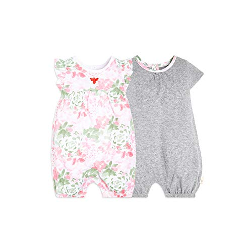 Burts Bees Baby Rompers Jumpsuits