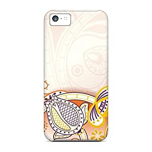 Baroque Abstract Cases Compatible With Iphone 5c/ Hot Protection Cases