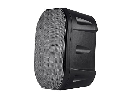 6.5-inch Weatherproof 2-Way Speakers with Wall Mount Bracket