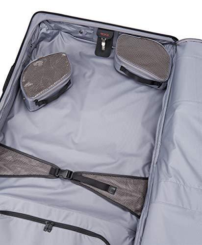 TUMI - Alpha 2 Extended Trip 4 Wheeled Medium Garment Bag - Dress or Suit Bag for Men and Women - Black