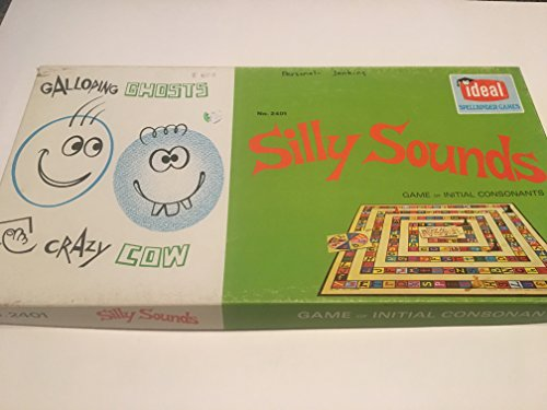SILLY SOUNDS GAME OF INITIAL CONSONANTS
