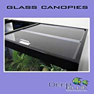 Deep Blue Professional ADB32010 Standard Glass Canopy Set, 20 by 10-Inch