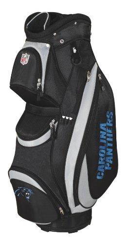 Wilson NFL  Carolina Cart Bag (Wilson Nfl Golf Cart Bag)