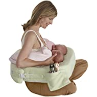 My Brest Friend Supportive Nursing Pillow For Twins...