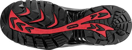 Nautilus Safety Footwear Men's N1702 Composite Toe Boot,Grey/Red,8.5 M US