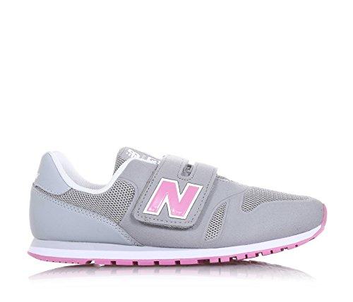 New Balance Ka373ypy, Zapatillas de Deporte Unisex Niños Blanco (Blanco)