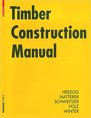 Book Timber Construction Manual