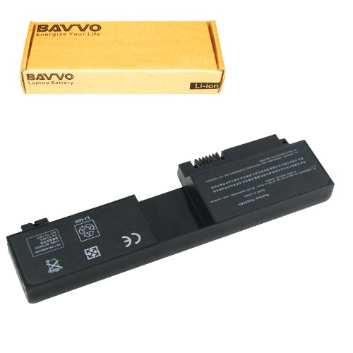 (Bavvo 4-Cell Battery Compatible with Pavilion tx1000 Series)