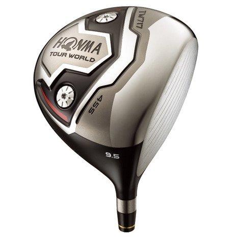 ホンマゴルフ(ホンマゴルフ) TOUR WORLD(ツアーワールド) TW717 455 ドライバー (ロフト10.5度) カーボンシャフト ARMRQ854 2Sグレード (Men`s)