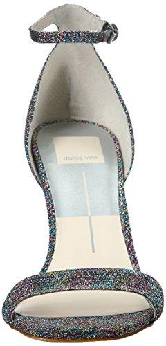 metallic Halo Women's Dolce pink Heeled Sandal Vita fabric wgCAzqnRAx