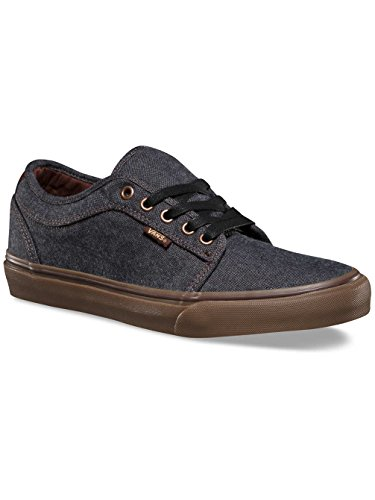 Vans Chukka Low (Oxford) Black/Gum Sz 6.5 Men's