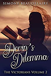Devin's Dilemma: A Multicultural Historical Romance (The Victorians Book 2)