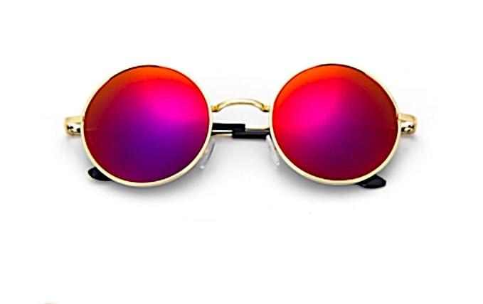 Chic-Net Gafas gafas de sol hippie Unisex Ronda John Lennon ...