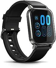 SmartWatch Xiaomi Haylou LS02 Bluetooth 5.0, IP68 Prova d'Água, Monitor de Atividades, Batimento Cardíaco, Qua