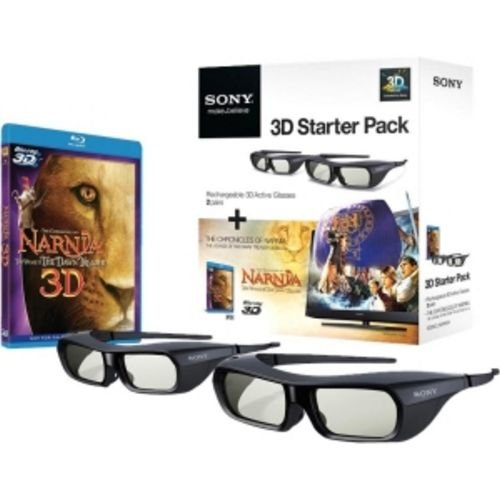- Sony 3D Bundle/Narnia Glasses