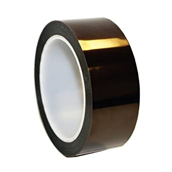 "Free Shipping 1 Mil Kapton Tape Polyimide - 1//4/"" X 36 Yds Ship from USA"