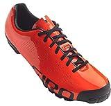 Giro Men's Empire VR90 Mnt Bike Shoe (Vermillion/Black, 43.5)