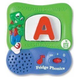 Leapfrog Magnetic Alphabet - Complete Set (26 Letters)