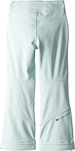 Obermeyer Kids Girl's Jolie Softshell Pants (Little Kids/Big Kids) Seaglass Small by Obermeyer Kids (Image #1)