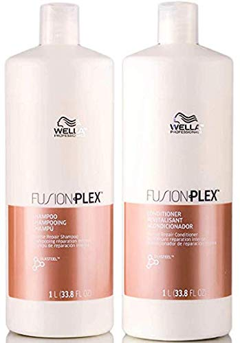 FusionPlex Shampoo & Conditioner Duo by Wella 33.8 oz by Wella