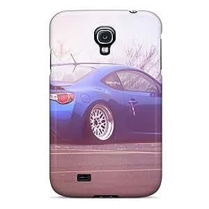 Fashion Tpu Case For Galaxy S4- Subaru Brz Concept Defender Case Cover