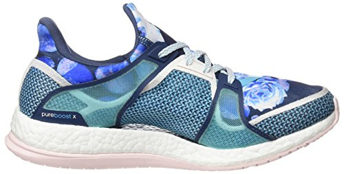 adidas Performance Damen Pure Boost X Trainingsschuh Blau