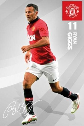 Ryan Giggs 11 - Manchester United Football Club 24