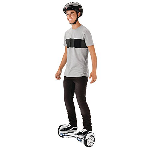 Razor Hovertrax 2.0 Self-Balancing Smart Scooter, Red