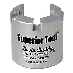 Superior Tool 03825 Basin Buddy Faucet N...