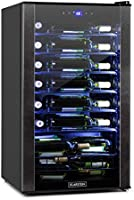 Klarstein Vinomatica nevera para vinos - capacidad para 36 botellas