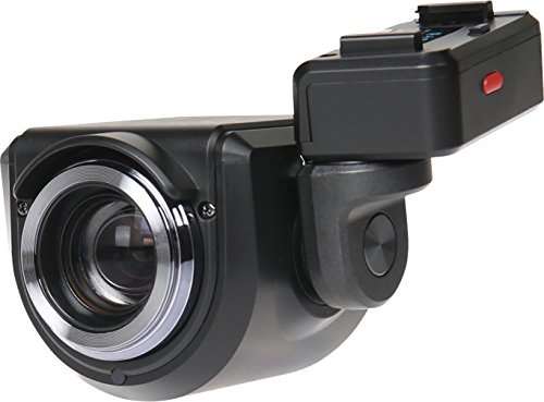 Nv System - PRO Truly Vision NV-SC15 Active Vehicle Car Night Vision Safety Camera System with Fog/Mist Penetration, App Control and Video Recording