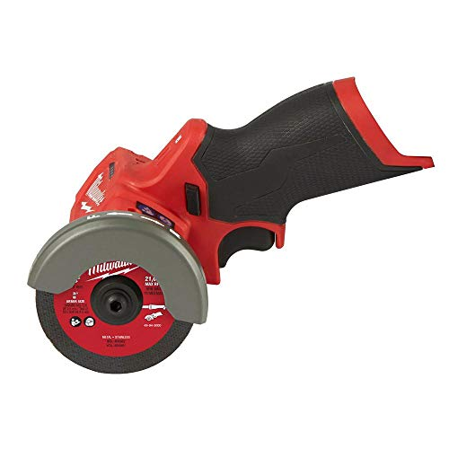 Best Review Of Milwaukee 2522-20 M12 FUEL 3-Inch Compact Cut Off Tool (Bare Tool)