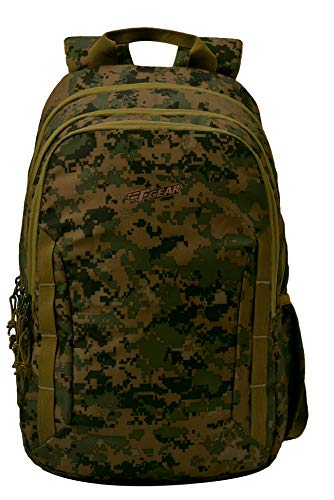 F Gear Raider 30 Liter Backpack with Rain Cover (Marpat WL Digital Camo)