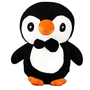 Webby Soft Animal Plush Penguin...