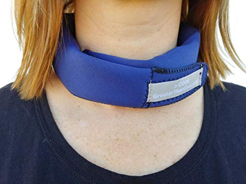 Greater Than Cool - Cooling Neck Wrap. Uses ICE to Keep You Cool and Beat The ()