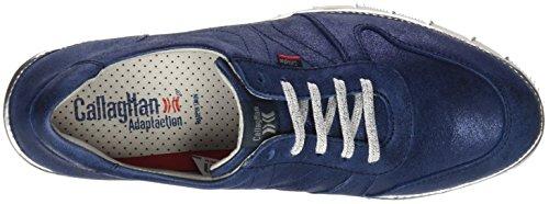 Callaghan 10309, Zapatos de Cordones Oxford para Mujer Azul (Navy)
