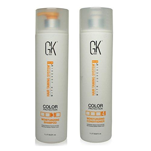 Global Keratin Moisturizing DUO Shampoo 33.8 oz + Conditioner 33.8 oz
