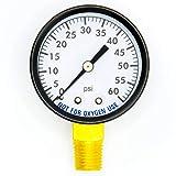 Super Pro 80960BU Pool Spa Filter Water Pressure