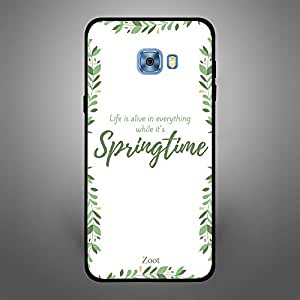 Samsung Galaxy C5 Spring time