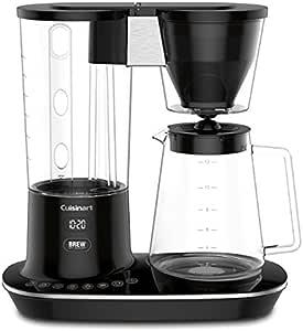 Amazon.com: Cuisinart DCC-4000 - Cafetera, color negro ...