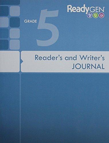 READYGEN 2016 READERS & WRITERS JOURNAL GRADE 5