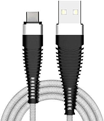 Tipo-c Cargador USB Cables 2A de Carga rápida USB C Espina de ...
