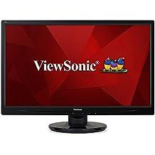 "ViewSonic VA2446MH-LED 24"" 1080p LED Monitor HDMI, VGA"