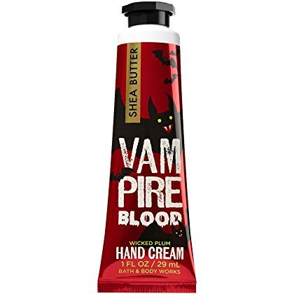 Bath and Body Works Vampire Blood Wicked Plum 1 Ounce Shea Butter Hand Cream